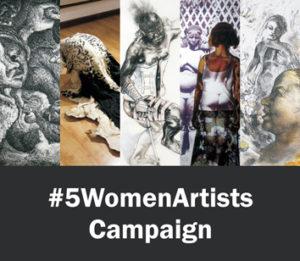 5 Women Artists