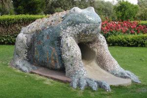 The Frog Slide - designed by Sikhumbuzo Wesley Tokwana