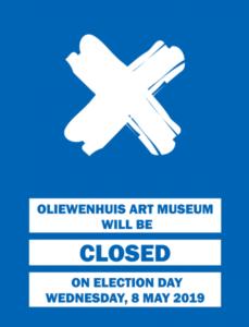 Voting 2019_Oliewenhuis Closed