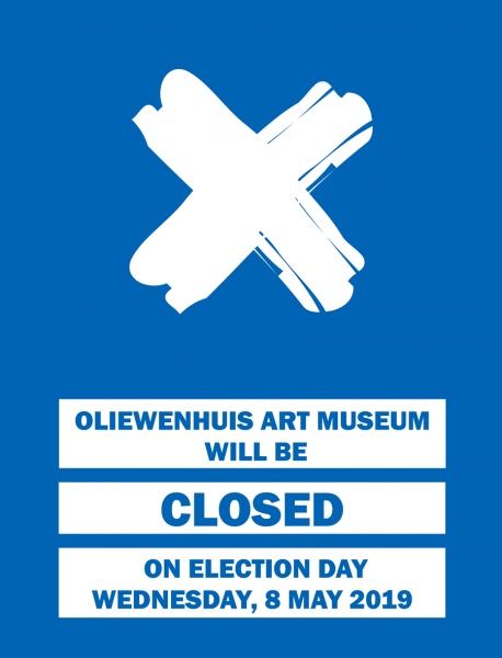 Voting 2019_Oliewenhuis Closed